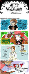 Alice In Wonderland meme by Kiyomi-chan16