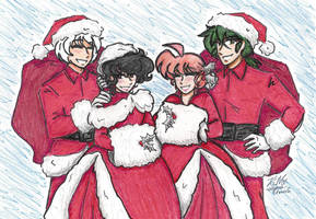 PT: White Christmas by Kiyomi-chan16