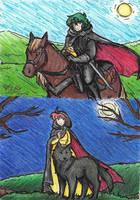 Fakiru: Ladyhawke by Kiyomi-chan16