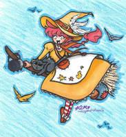 Fakiru Week- Flight by Kiyomi-chan16