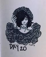 Inktober/OCtober: Day 20 by Kiyomi-chan16