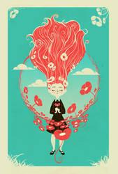 Poppy Princess by cbernie