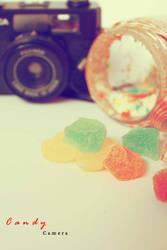 Candy Camera by Vieyupie