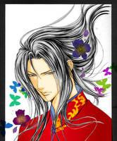 Beautiful Chinese Dragon by Yuzuki-Sakurazuka