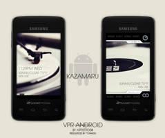 VPR Android - Kazamaru by artrias