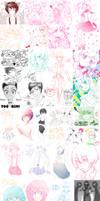 2013 Doodles MTM by toumin