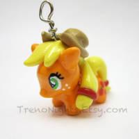My Little Pony Friendship is Magic Apple Jack by TrenoNights