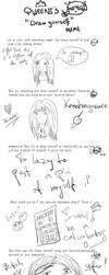 draw yourself meme by wohoowoo