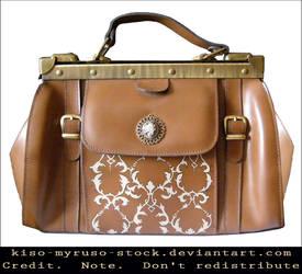 vintage bag by kiso-myruso-stock
