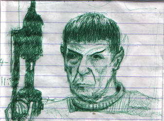 Live Long and Prosper.. by D0R14N