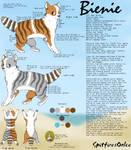Bienie Reference Sheet 4 by SpitfiresOnIce
