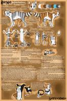 Bienie Reference Sheet 6 by SpitfiresOnIce