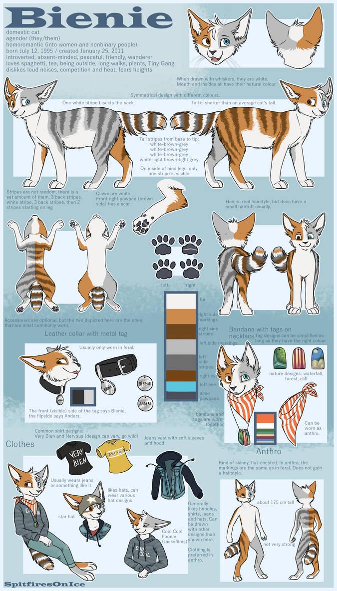 Bienie Reference Sheet 8 by SpitfiresOnIce