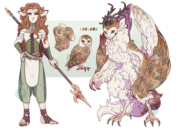 Custom Design ~ Vespernova by LunarAdopts