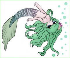 Junko Style Mermaid by jintao