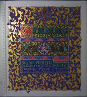 Ksiega Nod Tytulowa Book of Nod Title by Galejro