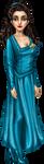 Deanna Troi by elavoria