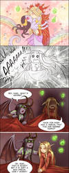 Kael`thas` nightmares by Soumin