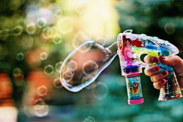 bubbles by Dileyla