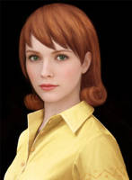 Stardew Valley Realistic Penny by EarendelArt