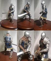 Dark Souls Elite Knight by Garz2000