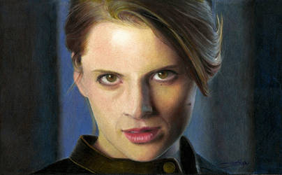Stana Katic by milacoress