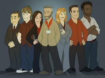 CSI: Crime Scene Investigation by Not-Quite-Normal