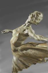 Dancer (after richardmacdonald.com scuplture) by jrice