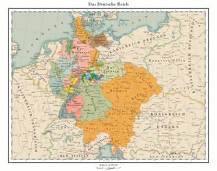 Das Deutsche Reich by ReagentAH