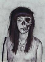 Valentine Half Face by ArtofDrum