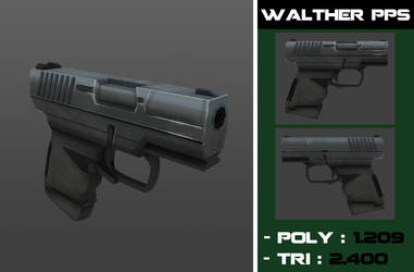 walther PPS by Steel123