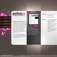 extace_my_portfolio by extace