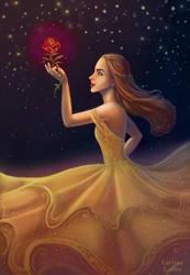 Belle by Laratff