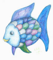 RAINBOW FISH by KALMASIS
