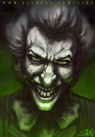 45 mins sketches - Joker by SabuDN