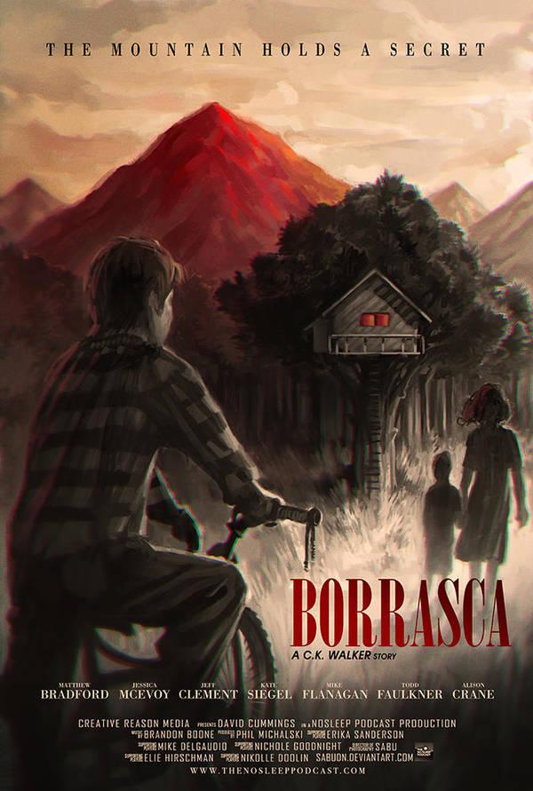 Nosleep Podcast - Borrasca by SabuDN
