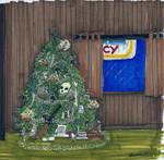 Supernatural Christmas Tree by naturegirlrocks