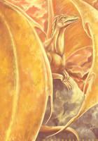 Golden Heaven by firecloud