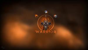 WoW: Warrior by Xael-Design