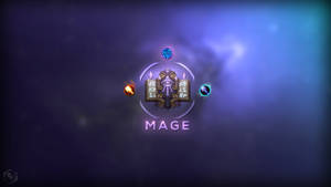 WoW: Mage by Xael-Design