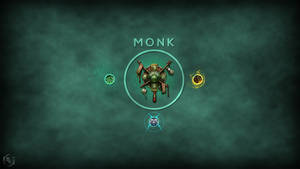 WoW: Monk by Xael-Design