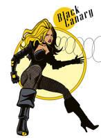 Black Canary by Madd-og