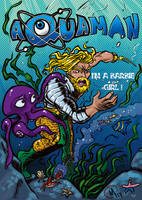 Aquaman by Madd-og