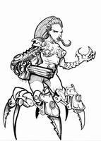 Custom Iron-maiden by Madd-og