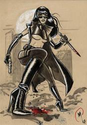 Vampire hunter by Madd-og