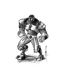 cyborgNB by Madd-og