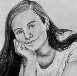 Self Portrait by Lambieb123