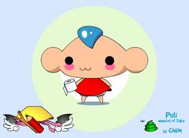 Puli flash doll by chun52