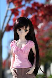 Aki in Autumn by chun52