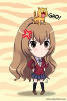 Tenori Taiga GAO! by chun52